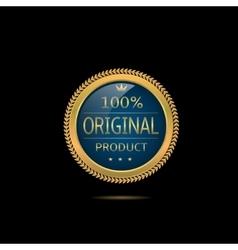 Original product label vector