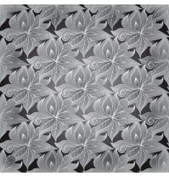 Sketchy doodles decorative filigree ornament vector