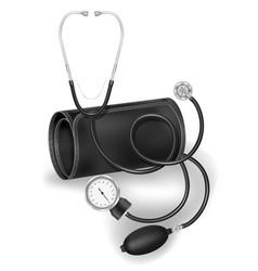 medical manual tonometer stock vector image