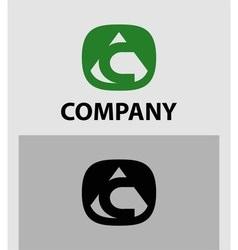 C Letter Logo Icon Design template Element vector