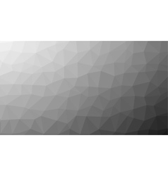 Abstract gray gradient lowploly of many vector image
