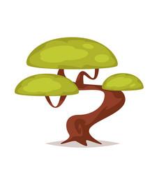 a tree vector image