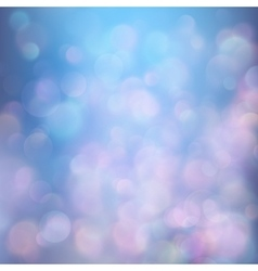 Colorful bokeh background eps 10 vector