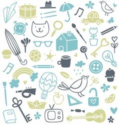Doodle Clip Art vector