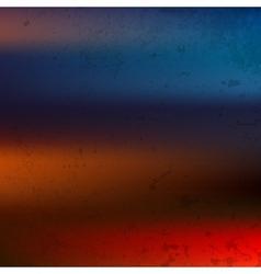City Lights vector image