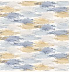 Grey french linen broken wave stripe vector