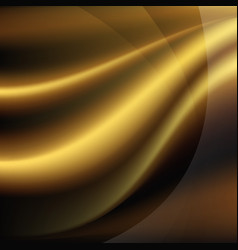 Luxury golden background vector