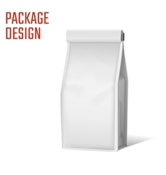 Package snack bag A vector