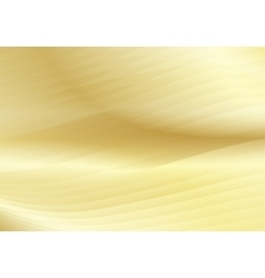 Golden abstract background vector image vector image