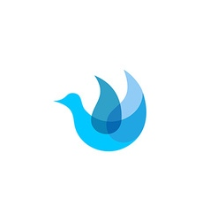 Dove logo vector