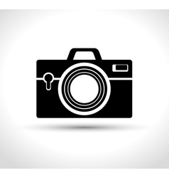 camera photographic retro design graphic vector image