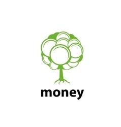 Logo finance vector