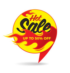 hot sale price offer deal labels stickers bubble vector image vector image