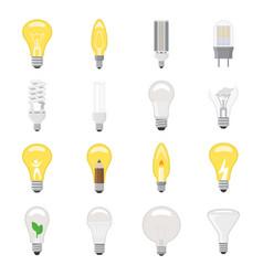 light bulb lightbulb idea icon solution vector image