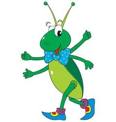 cricket vector image