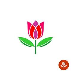 Tulip logo vector