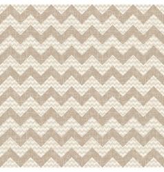 Seamless chevron pattern on grunge vector image