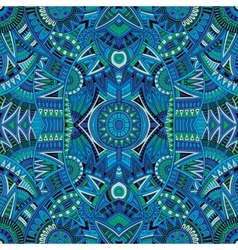 Ethnic background seamless pattern vector