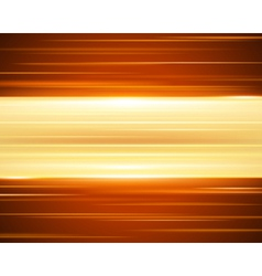 Smooth technology lines vector image vector image
