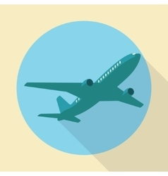 Air plane icon vector image