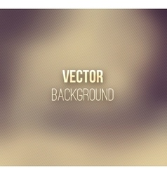 Brown color blurred background vector