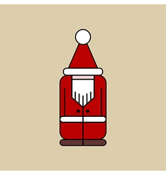 Christmas Elf Icon vector
