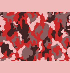 texture military camouflage repeats seamless army vector image