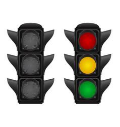 Traffic light 03 vector