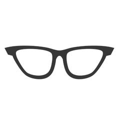 Gray sunglasses accessorie travel vector