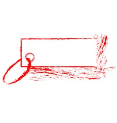Key Ring Icon vector