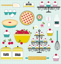 baking clipart vector image
