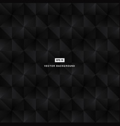 abstract background modern luxury black and grey vector image
