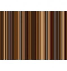 Coffee stripe retro vector