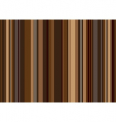 coffee stripe retro vector image