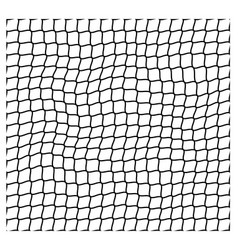 Irregular net seamless pattern vector