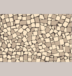 Texture of ivory and grey two colored asymmetric vector