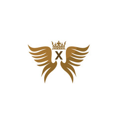 Wing shield crown initial x vector