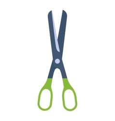 Scissor vector image