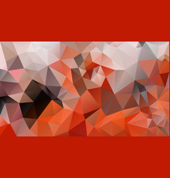 Abstract irregular polygon background - triangle vector