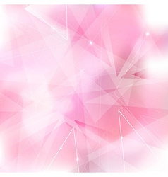 Bright abstract pink smooth background vector image