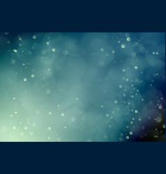 Calm blue background vector