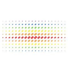 Free tag spectrum halftone grid vector