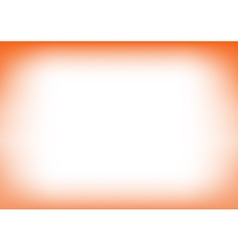 Orange Copyspace Background vector image