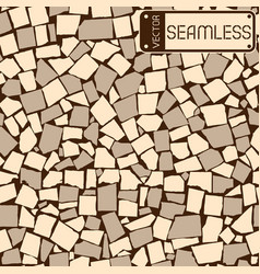 Seamless texture of ivory and grey two colored vector