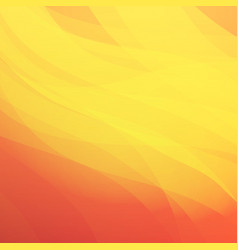 style warm abstract background vector image