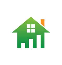 Home contruction logo image vector