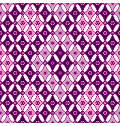 Pink-violet seamless pattern vector image vector image