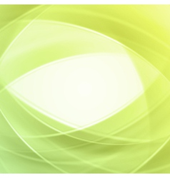 Smooth twist light lines background vector image vector image