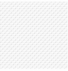geometric pattern seamless white texture vector image vector image