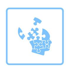 Solution icon vector